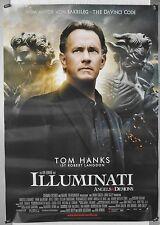 DS004 - Gerollt/KINOPLAKAT - ILLUMINATI Angels & Demons - Tom Hanks