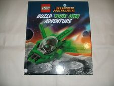 LEGO DC Comics Super Heroes Build  Your Own Adventures Book