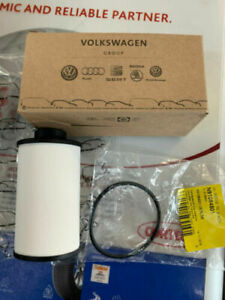 Genuine Oil Filter 6 Speed DSG Gearbox 02E305051C, Audi, VW, Skoda, with seals