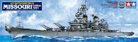 USS Missouri BB-63 - 1/350 Scale Battleship you Build