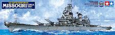 USS Missouri BB-63 - 1/350 Scale Battleship you Build