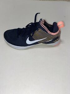 Nike Womens Sneakers Size 9 Metcon DSX Flyknit 2 College Navy