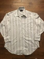 Vintage 70s Long sleeve Button Up