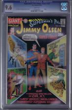 Superman's Pal Jimmy Olsen #131 DC Pub 1970 CGC 9.6 (NEAR MINT +) WHITE PAGES