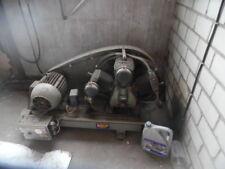 Kompressoranlage Alup + 750l Druckbehälter, voll funktionsfähig
