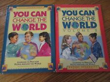 You Can Change the World Volumes 1 and 2
