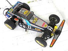 VINTAGE TAMIYA FOX RACING TEAM 7.2V R/C CAR 1/10 SCALE