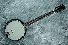 Gold Tone AC-6 Banjitar Six String Banjo w/ Guitar Tuning...Includes Gig Bag