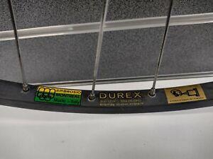 """Vintage Ambrosio Montreal Durex Rear Wheel 36H x 28"""" x 126mm 700 Ex-Display"""