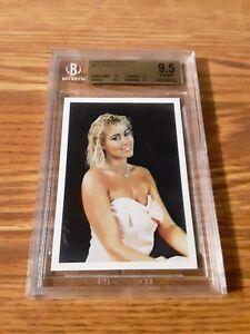 1988 Wonderama NWA Supercards Missy Hyatt Rookie Wrestling Card BGS 9.5 WWE WCW