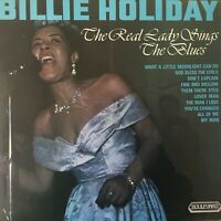 BILLIE HOLIDAY The Real Lady Sings The Blues 1973 (Vinyl LP)