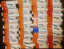 35 Stück WIKING Karton leer Pappe Verpackung KONVOLUT LA3 å *