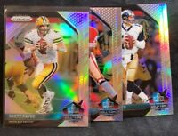 2018 Panini Prizm Football Hall Of Fame Prizm Insert Cards Lot You Pick