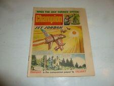 CHAMPION FUMETTO (1966) - DATA 09/04/1966 - UK PAGINE FUMETTO