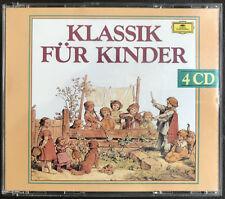 Klassik für Kinder 4CD