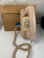 GTE Automatic Electric Dial Wall Telephone NOS Untested Original Box Description