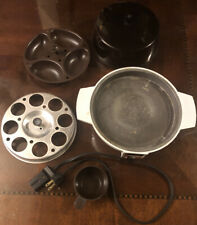 West Bend Egg Cooker Poacher Automatic Electric US Model 5820