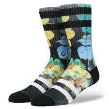 Stance Striped Cotton Socks for Men