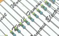 ohm 0.25W 0.1/% 25ppm 250V Resistor 34K8 2pcs MPR24 34.8K Vishay BC PHILIPS