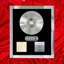 EAGLES HELL FREEZES OVER MULTI (GOLD) CD PLATINUM DISC FREE SHIPPING TO U.K.