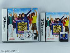 High School Musical: Regie führst Du für Nintendo DS/Lite/XL/3DS - OVP+Anl.