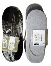 LOT OF 2 Pkgs Goodfellow & Co Men's Liner Socks Shoe Size 6-12 Total 6 Pairs NEW