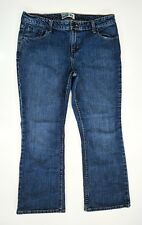 Levis Womens Signature Low Rise Boot Cut Jeans Sz Misses 14 Short FREE PRIORITY