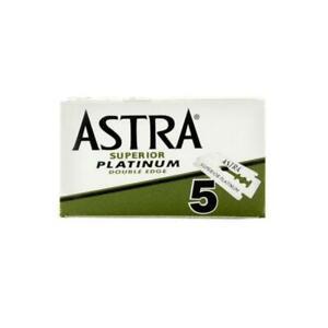 Astra Titanium Coated Razor Blades