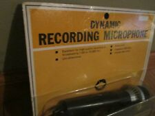 Dynamic Recording Microphone  or Broadcasting 100 to 10,000 Hz.Handy Electronics