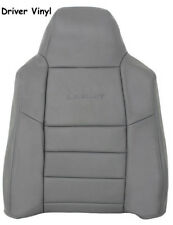 2002 2003 2004 2005 2006 2007 Ford F250 F350 Lariat Top Back Seat Cover Gray