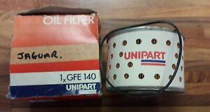 UNIPART GFE140 Oil Filter Daimler Sovereign  Jaguar XJ6 1968 – 1986