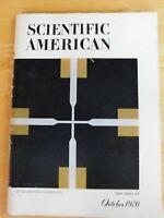 Scientific American Magazine October 1970 Fundamental Physical Constants