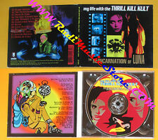 CD MY LIFE WITH THE THRILL KILL KULT Reincarnation DIGIPACK no lp mc dvd (CS51)