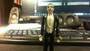 Remco, Universal Studios(1980), Glow in the dark Dracula Figurine