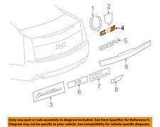 Cadillac GM OEM 08-10 CTS Trunk Lid-Emblem Badge Nameplate 15263153