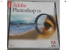 Adobe Photoshop 7.0 For PC - Full Version| CD| Photo Editing Software