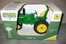 1/16 3010 John Deere Toy Tractor, Roll Gard, 3-point National Safety Council Nib