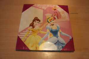 Disney Prinzessin LEINWAND BILDER WANDBILD