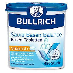 Bullrich Säure Basen Balance Tabletten 450 St PZN 11089888