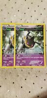 Pokemon TCG 2x BANETTE #32/108 XY Roaring Skies RARE MINT English Psychic New