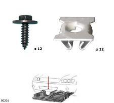 OPEl CORSA D  Unterfahrschutz Einbausatz Unterbodenschutz Clips90201