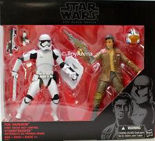 Star Wars Black Series Escape From Destiny Poe Dameron First Order Stormtrooper