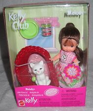 #6577 NRFB Mattel Barbie Foreign Issued Kelly Club Melody Kitty Fun Set