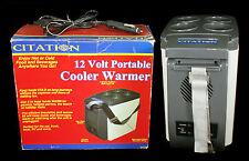 Citation PMW8610-T 12 Volt Portable Electric Cooler Warmer Auto Traveler NIB
