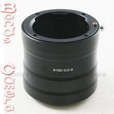 Leica Visoflex M Viso lens To Canon EOS M EF-M mount Mirrorless Camera Adapter