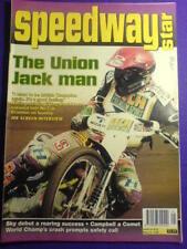 Speedway Star-Joe Pantalla - 22 de abril de 1999