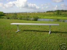 7.5'  Aluminum Players Bench for Soccer, Football, etc.
