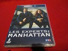 "COFFRET 6 DVD NEUF ""LES EXPERTS A MANHATTAN - SAISON 1"""