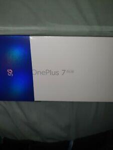 OnePlus 7 Pro 5G- 256GB - Nebula Blue SEALED Unlocked For International order