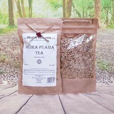 Muira puama té (Liriosma ovata) 50g-Salud embajada 100% Natural